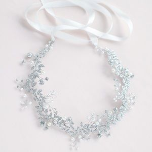 Accessories - 💍Goddess Bridal Shine Ivy Headband, Gold / Silver
